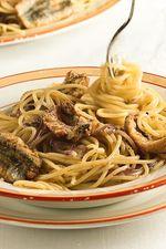 Spaghetti-alici