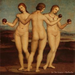 Raphael-le-tre-grazie