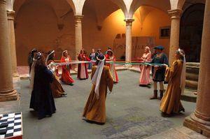 Festa medioevale di volterra