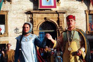 Palio dei normanni Piazza Ermerina